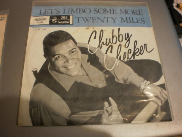 Single Chubby Checker - let's limbo some more