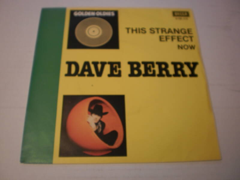 Single Dave Berry - This strange effect
