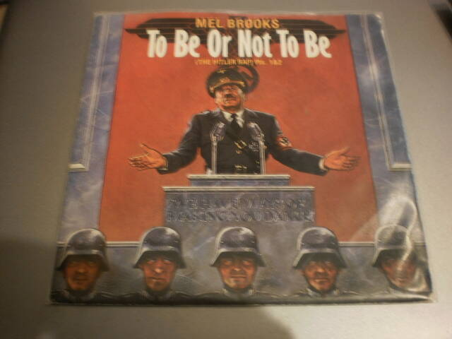 single Mel Brooks - to be or not to be