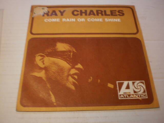 Single Ray Charles - Come Rain or come Shine