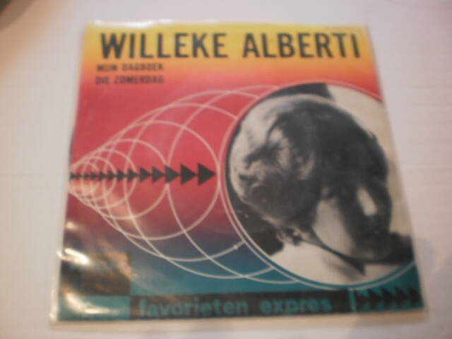 Single Willeke Alberti - Mijn Dagboek