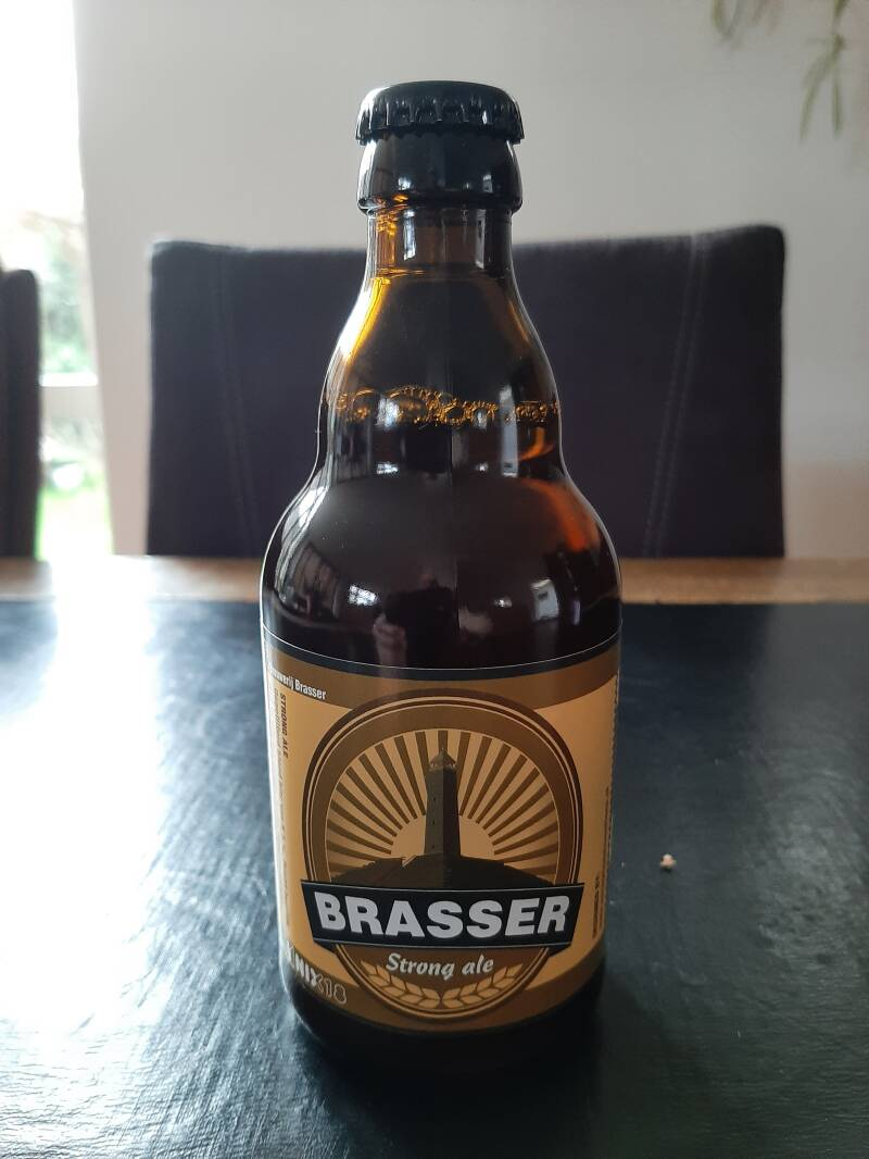 ZEISTER STRONG ALE 6%