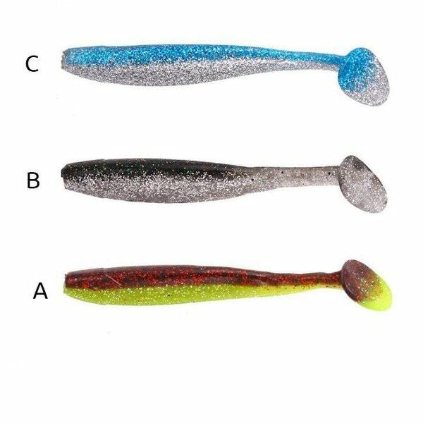 TackleboxCollection x RubberBaits Soft Paddle Shad (10cm)