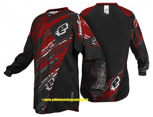 Planet eclipse jersey fire red
