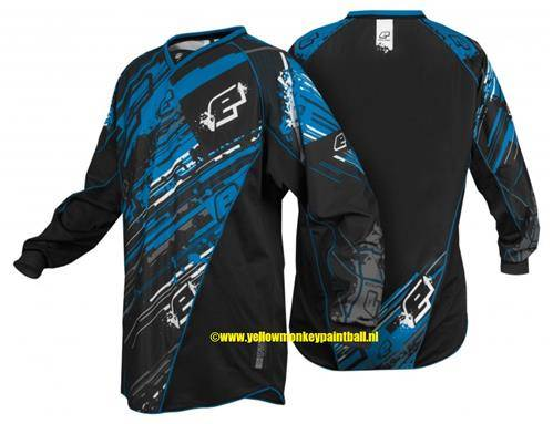 Planet eclipse jersey ice blue