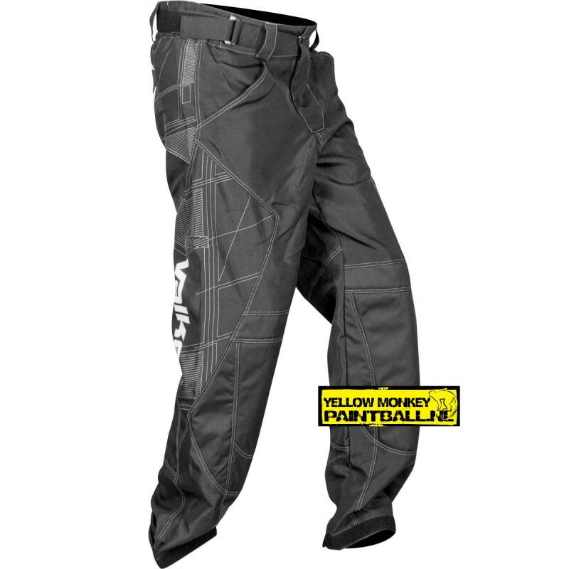 valken fate exo paintballbroek S zwart