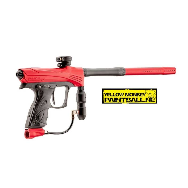 Dye Rize CZR Red and Black