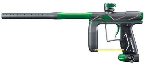 Empire Axe Pro dust grey/ polished green