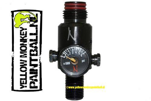 Ninja regulator standaard 300bar / 4500PSI
