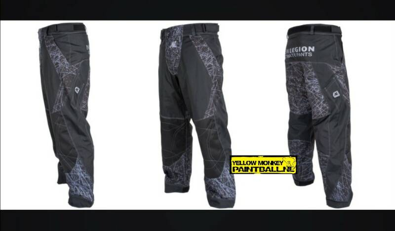 paintball broek ultimate pro new legion M/L