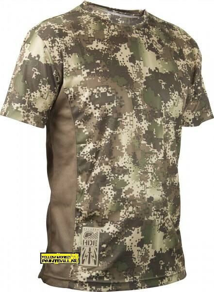 Planet eclipse HDE camo tshirt M