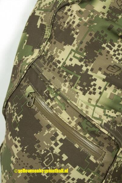 Planet Eclipse Elite HDE Camo broek Maat L