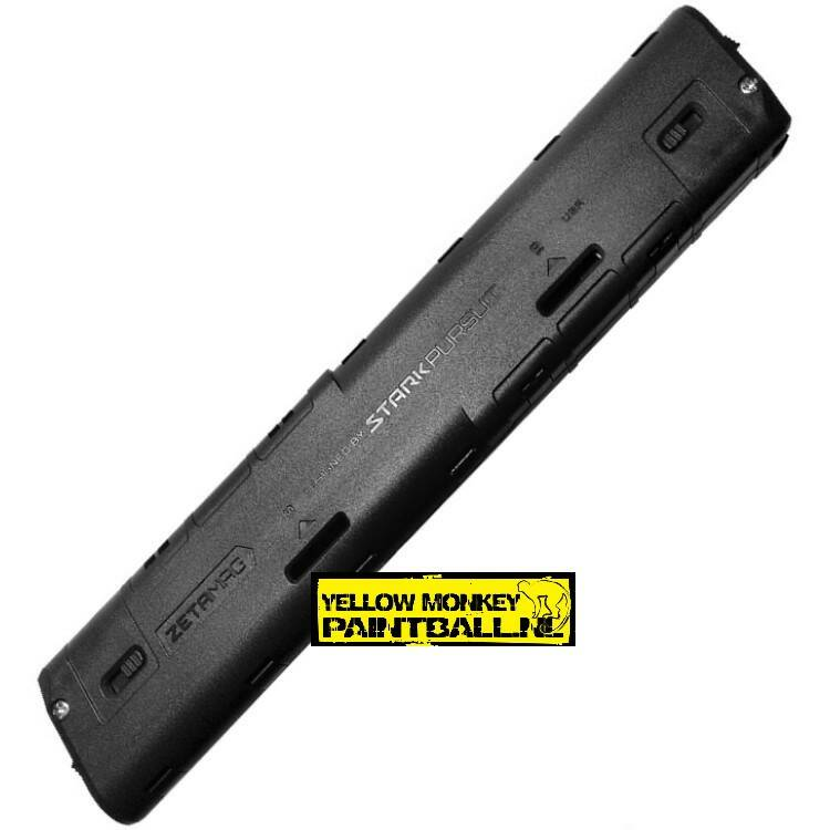 MILSIG ZETA MAG 20 ROUNDS MAGAZINE / FIRST STRIKE READY (BLACK)