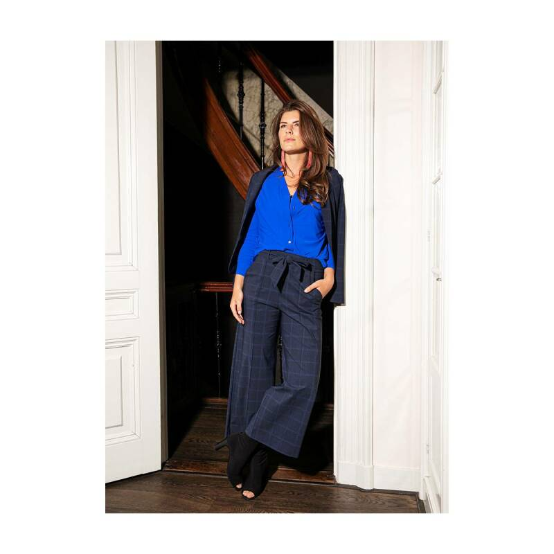 Studio Anneloes Charlotte check trousers