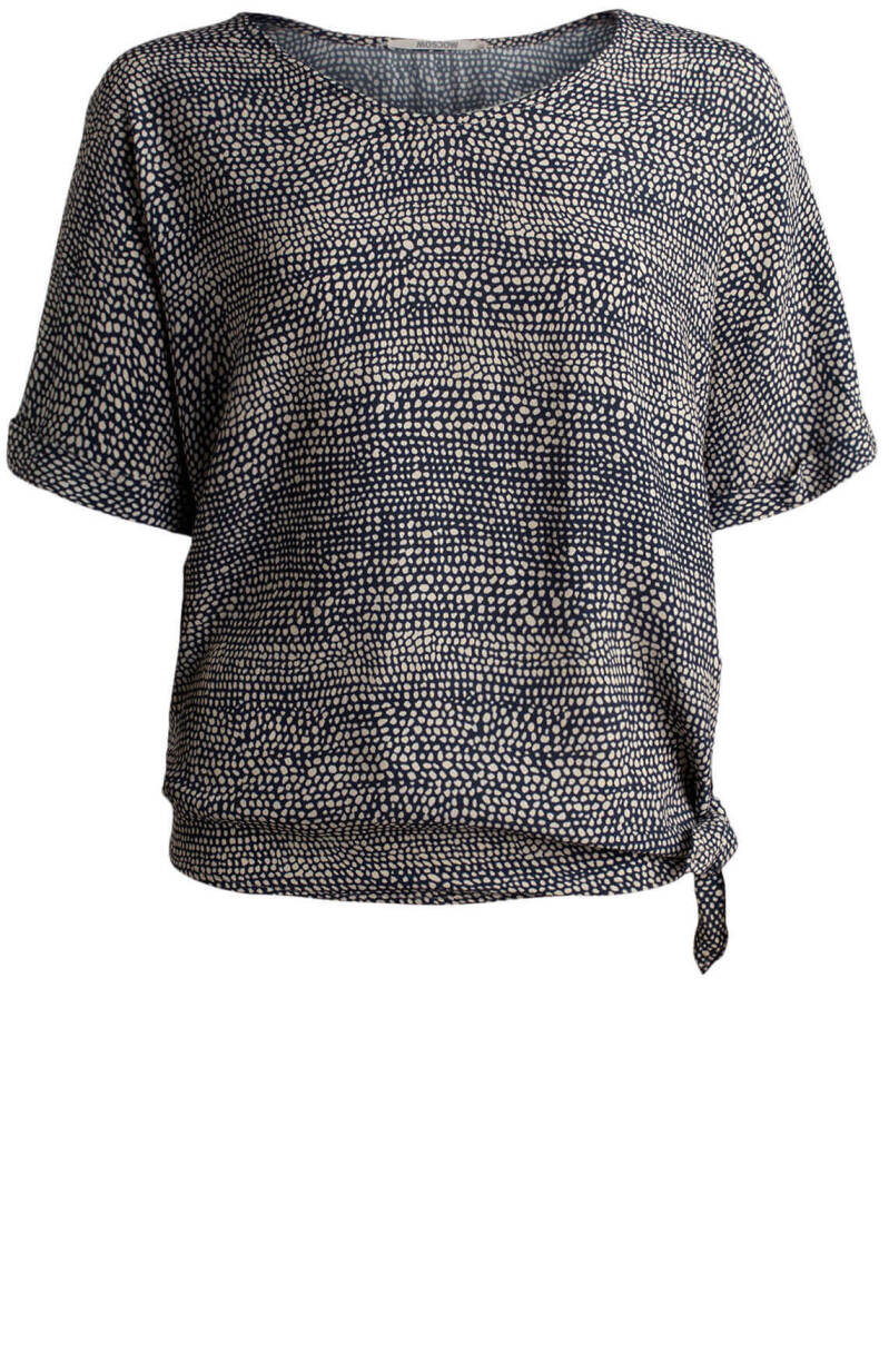 MOSCOW LINDY BLOUSE MET KNOOPDETAIL