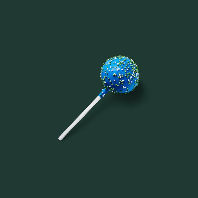 :: Earth Day Cake Pops ::