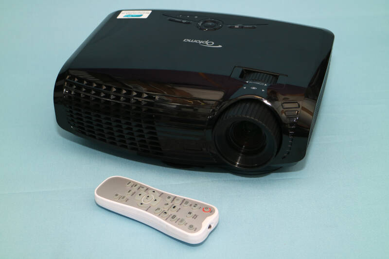 Optoma HD200x Full HD Home cinema beamer 1500 ANSI Lumen