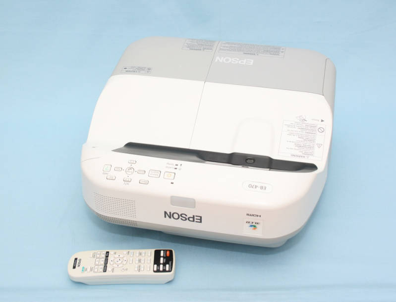 Epson EB-470 ShortThrow Beamer 2600 ANSI Lumen + Ophangbeugel