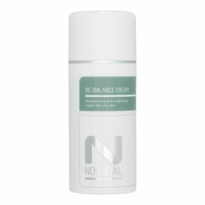 Re-balance Cream - Nouvital Cosmetics