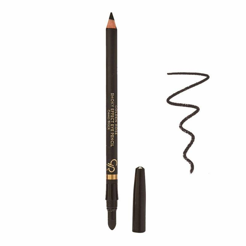 Smokey Effect Eye Pencil - Dark Brown
