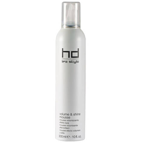HD Volume & Shine Mousse