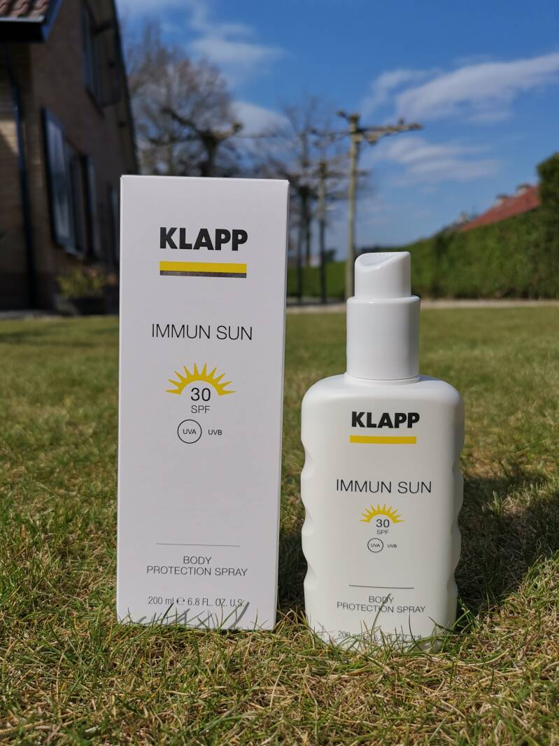 Klapp Immun Sun - Body Protection Spray SPF30