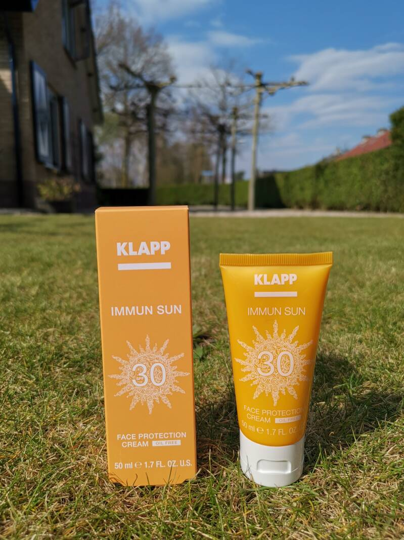 Klapp Immun Sun - Face Protection Cream SPF30