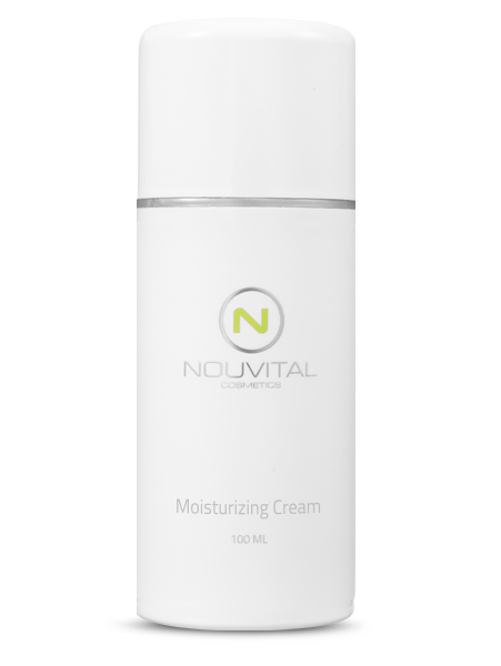 Moisturizing Cream - Nouvital Cosmetics