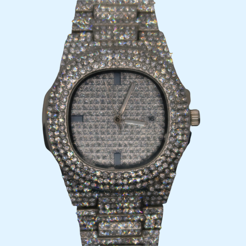 Iced Out Horloge