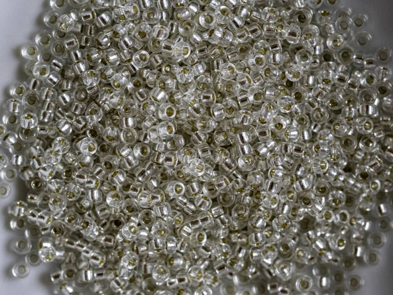 15/ 0001 crystal silver lined