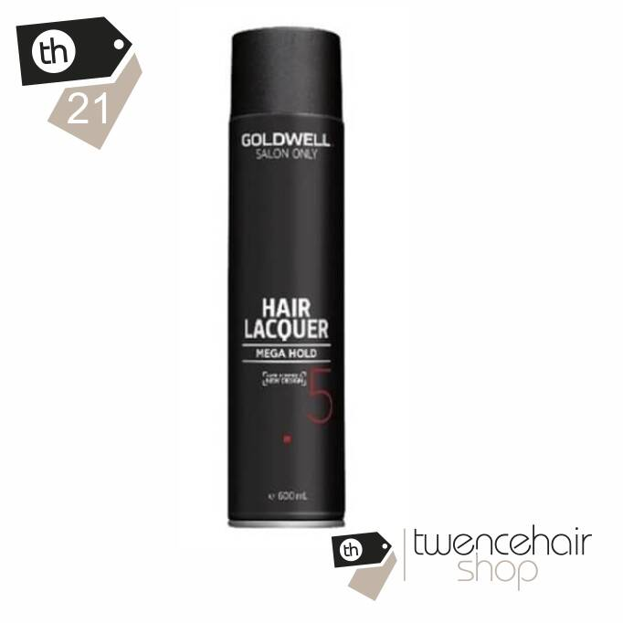 Goldwell Hair Laquer Mega Hold 600ml.