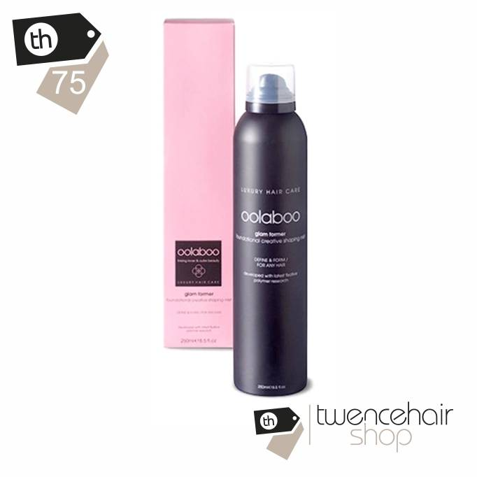 OOLABOO Glam former shaping mist