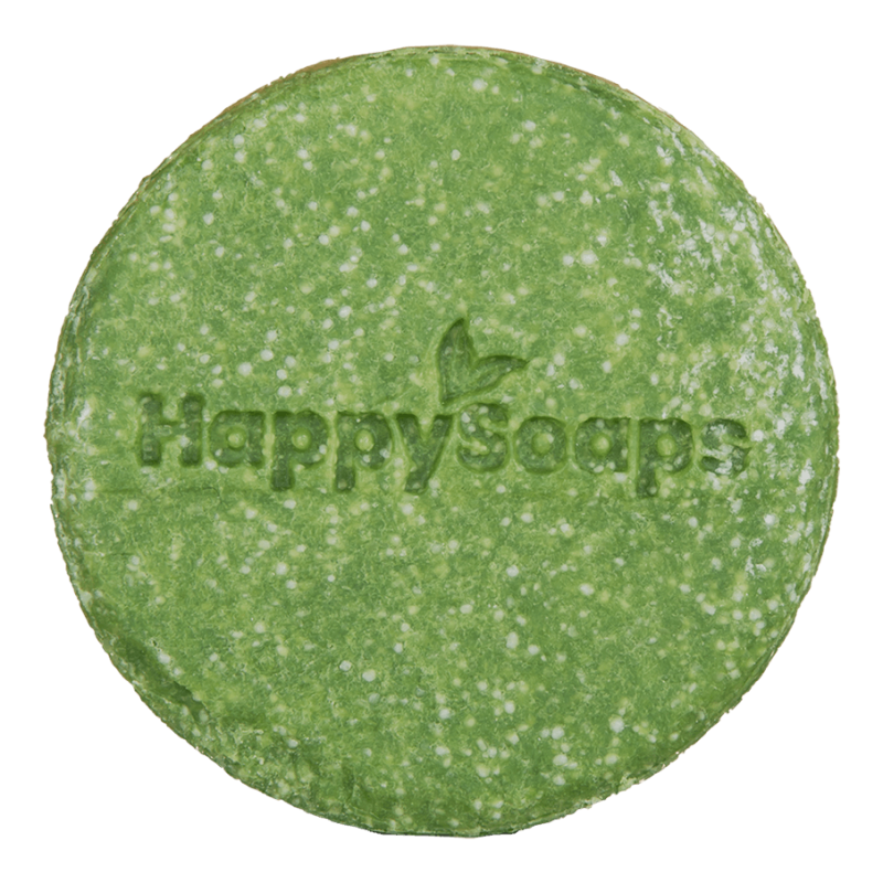 De Kast | HappySoaps Aloë You Very Much Shampoo Bar