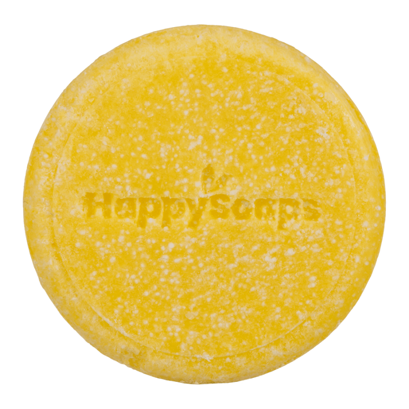 De Kast | HappySoaps Chamomile Down & Carry On Shampoo Bar
