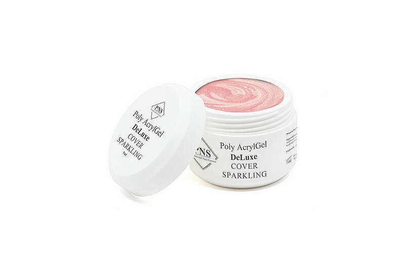 PNS Poly AcrylGel DeLuxe Cover Sparkle 5ml