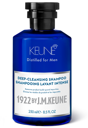 DEEP-CLEANSING SHAMPOO