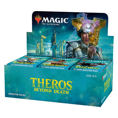 Theros Beyond Death Booster Display