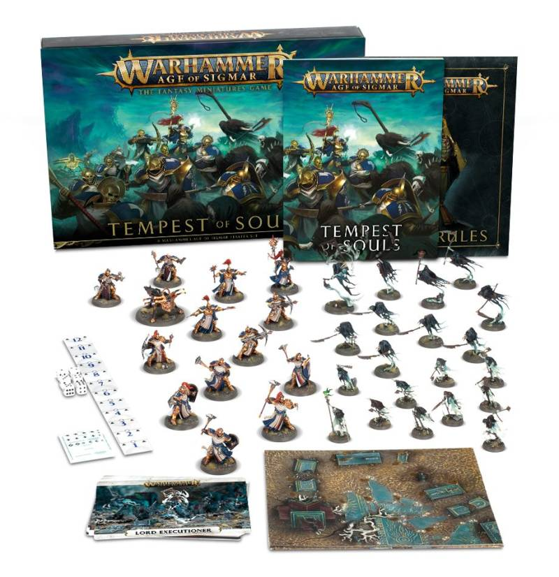 Warhammer Age of Sigmar - Tempest of Souls