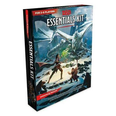 Dungeons&Dragons Essentials Kit
