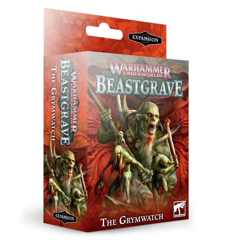 Beastgrave - The Grymwatch