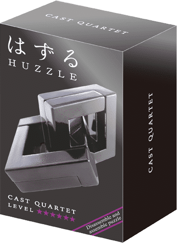 Huzzle - Quartet (Grand Master)
