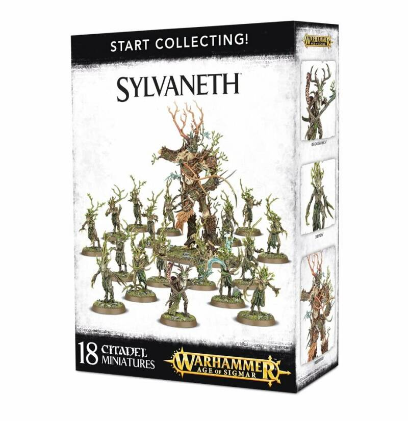 Start Collecting: Sylvaneth