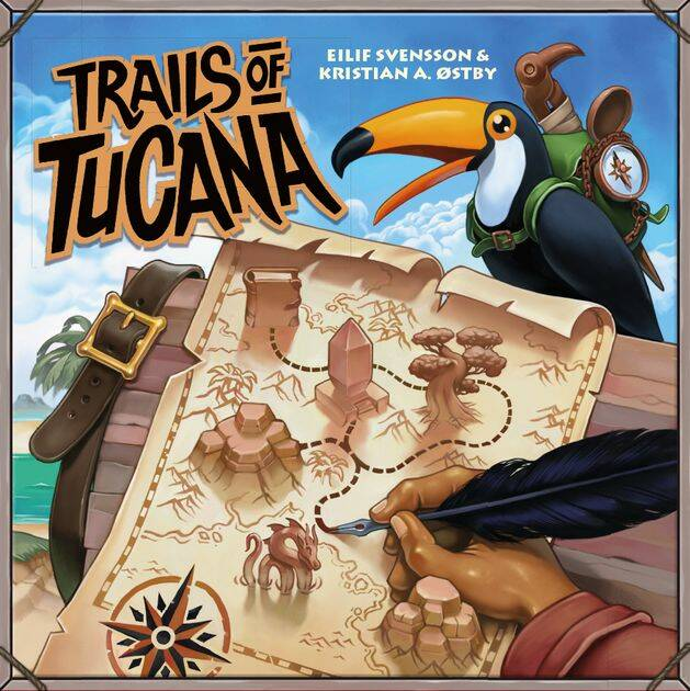 Trails of Tuca