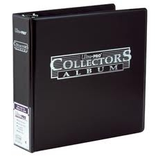 Binder - Ultra Pro Collectors Album