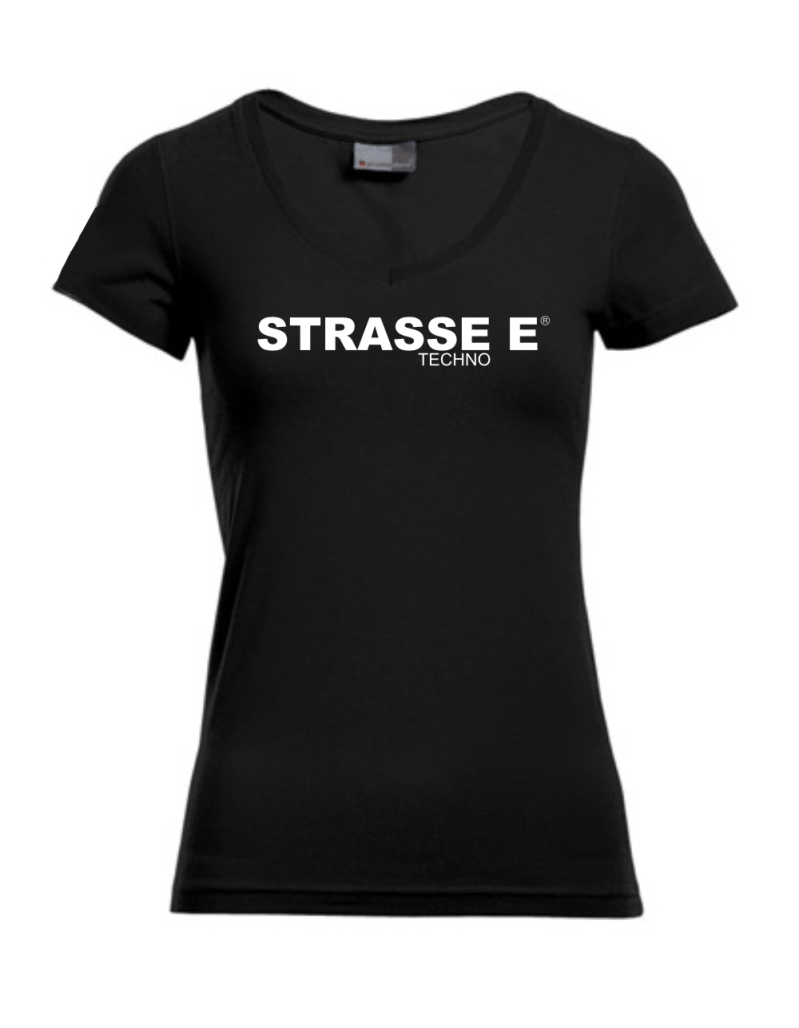 Girls T-Shirt STRASSE E techno Original