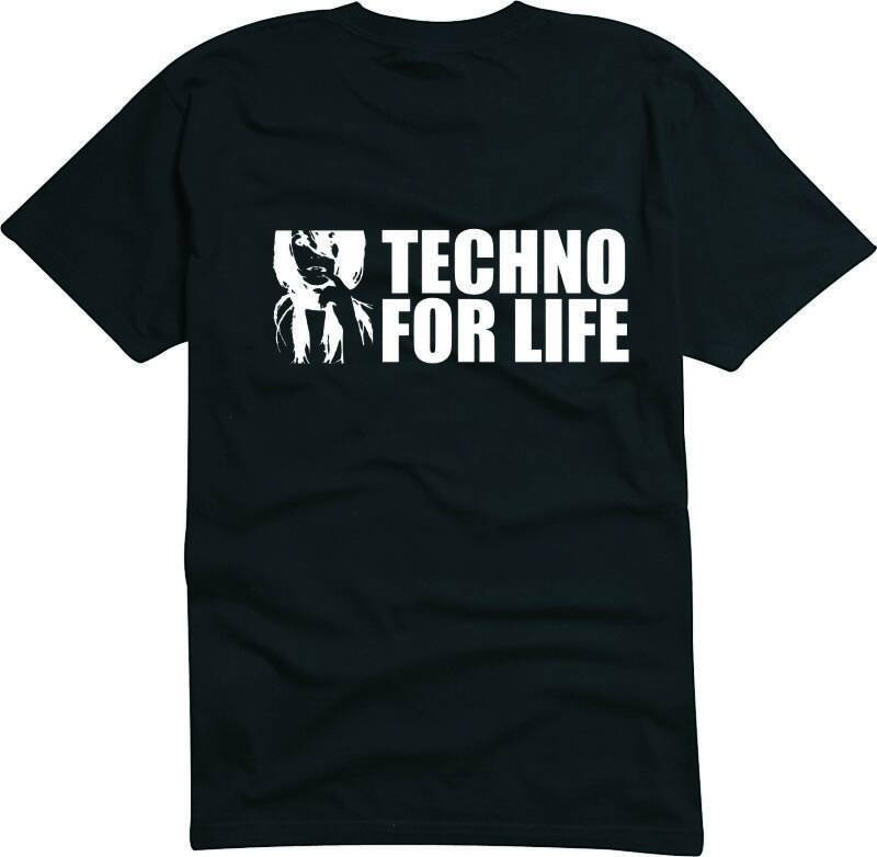 Shirt Techno for Life
