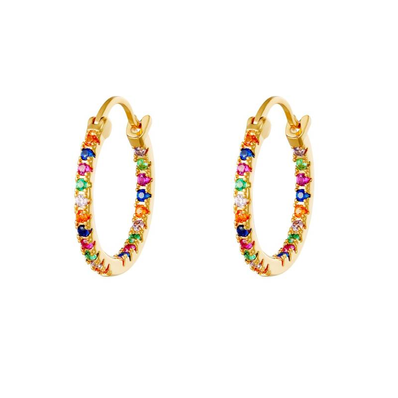 Hoops sparkle