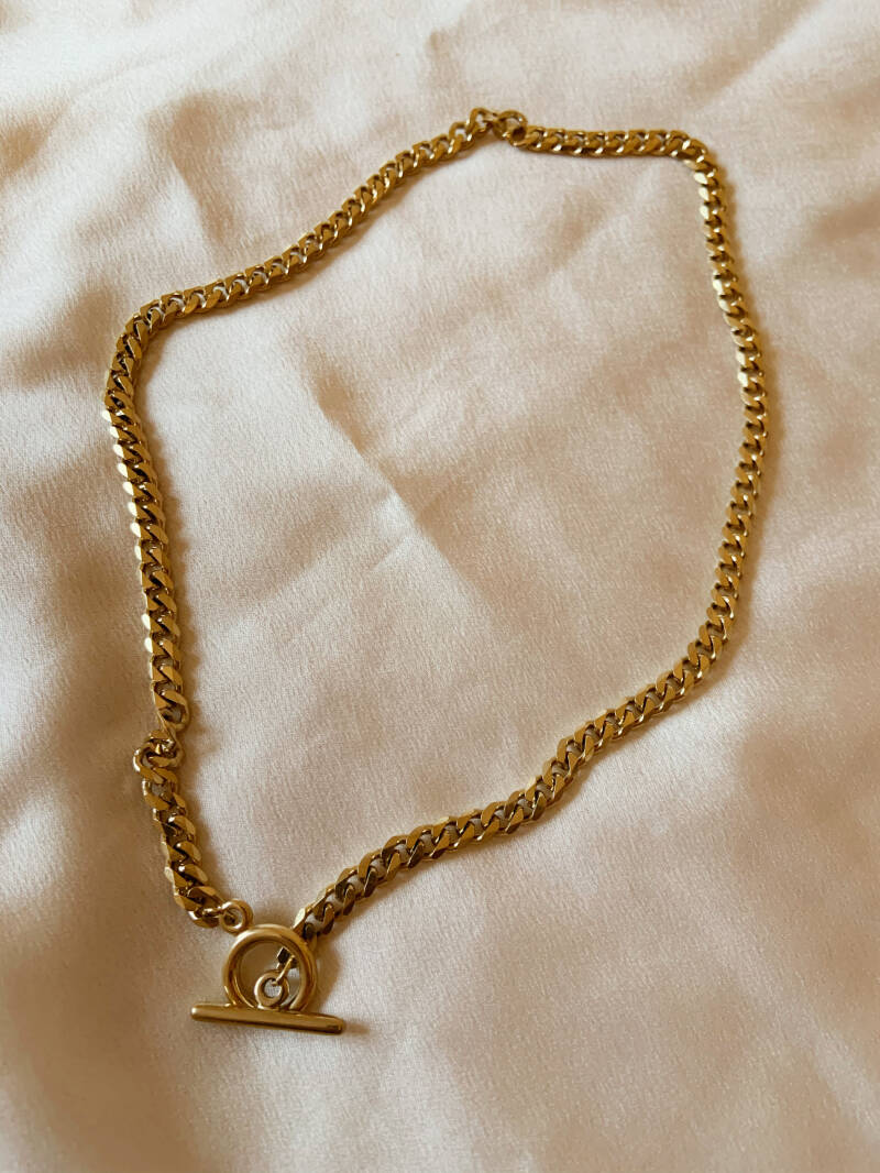 Necklace chain si