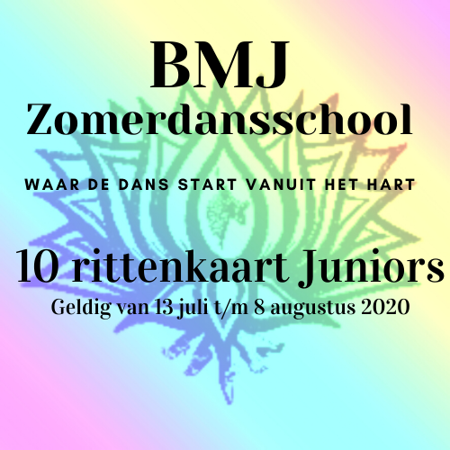 10-rittenkaart Juniors