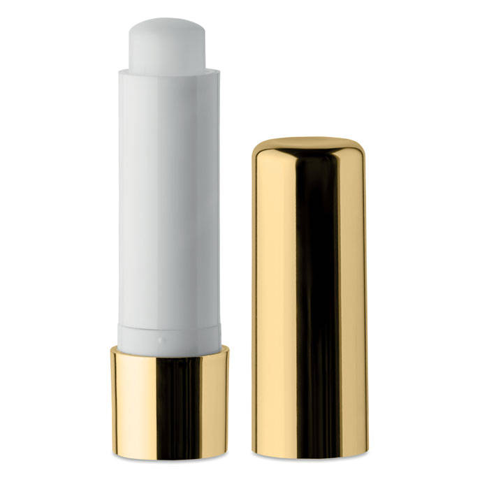 Lip balm stift goud